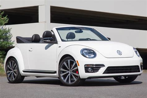 volkswagen convertible white used 2016 volkswagen beetle for sale pricing features