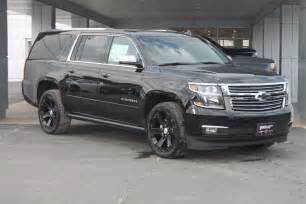 chevy suburban ltz 4x4 black 2015 autos post
