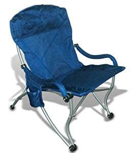 Mesh Folding Lawn Chairs by Folding C Chair With Sturdy Arms For Easy In Out 300lbs Mesh Blue Folding