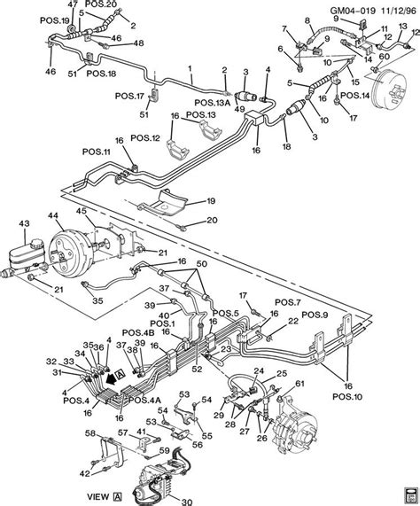 Brake Line Diagram For 2000 Buick Century 1997 Lss Lost My Brakes Classicoldsmobile