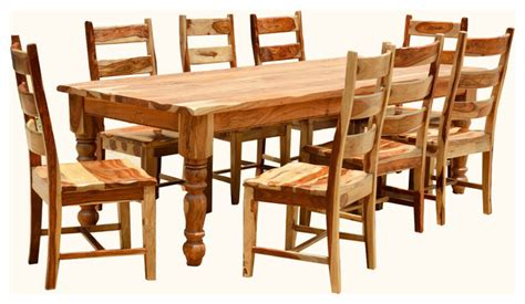 dining room sets for 8 people farmhouse rustic dining room table chair set for 8 people
