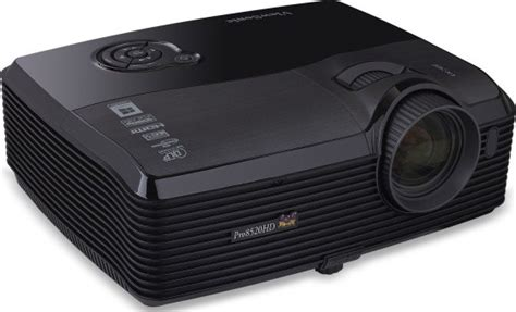 viewsonic 1080p 3d dlp home theater projector pro8520hd