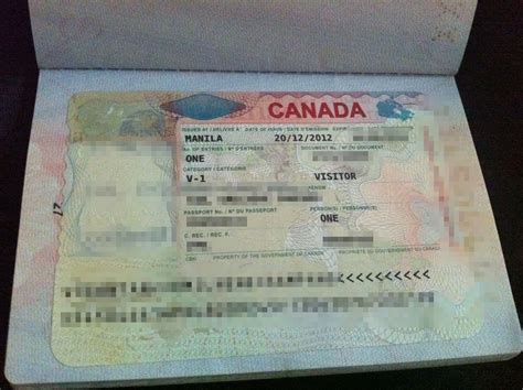 Invitation Letter For Temporary Resident Visa Canada how i got my canadian tourist visa in the philippines