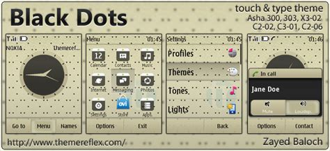 live themes for x201 johnnie walker theme for nokia asha 300 303 x3 02 and