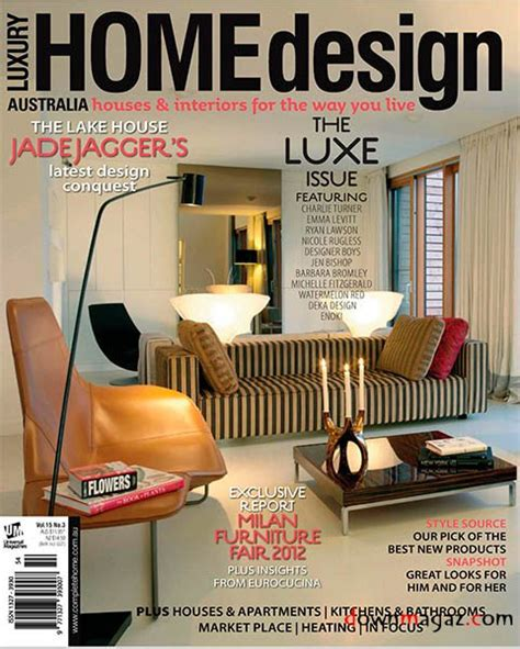 Home Design Magazines Free Pdf | luxury home design magazine vol 15 no 3 187 download pdf