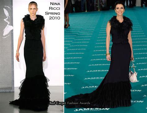Catwalk To Carpet Maribel Verdu In Alberta Ferretti 2 by Candidatas A Las M 225 S Elegantes En La Noche De Los Premios