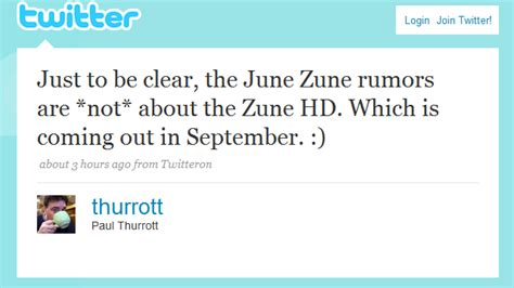 Rumour Fuel Added To The Microsoft Zune About New Models by Rumor Zune Hd Coming In September Ars Technica