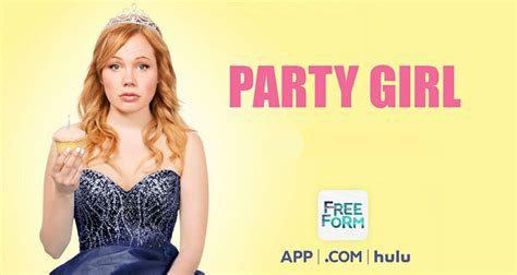 videos lisa schwartz videos trailers photos videos freeform orders quot party girl quot series from lisa schwartz and
