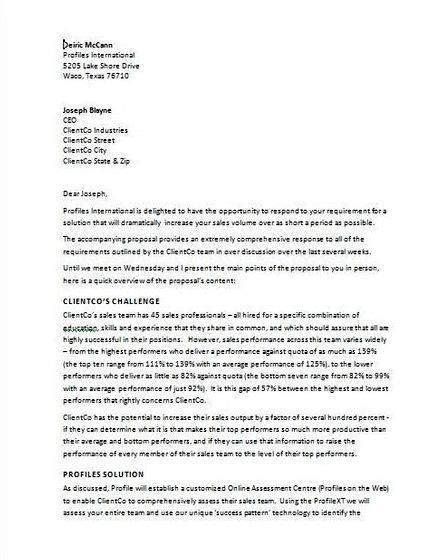 dissertation proposal sample business letters