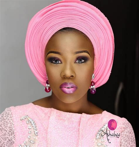 nigeria leatest pleat hairstyle weddings trend the infinity pleats gele weddingplus nigeria