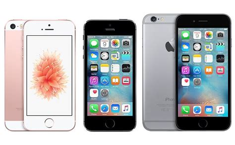 ndtv mobile compare apple iphone se vs iphone 5s vs iphone 6s ndtv