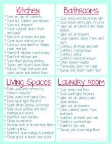 clean your house clean your house before you move in free printable ask
