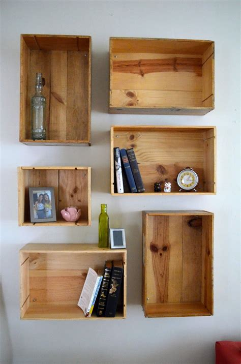shelving ideas diy grumpy when hungry wine crate shelves diy