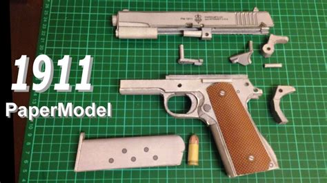 How Do You Make A Paper Gun - how do you make a paper gun 28 images random stuff