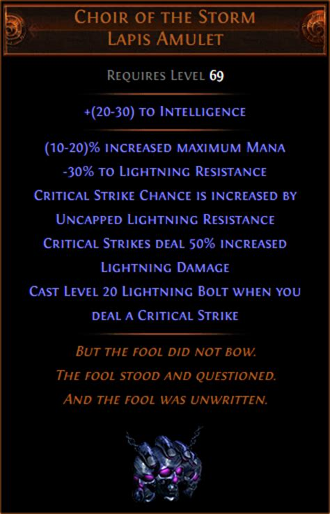 exle of matter solobuffop path of exile