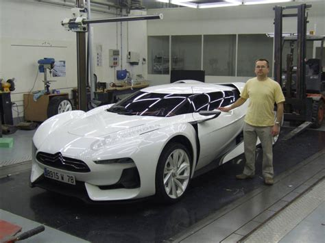 Citroen Gt For Sale by New Cars Models Citroen Gt Concept Sports Car