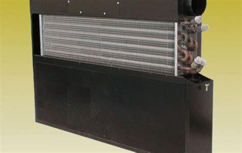 displacement induction units peek bv induction unit for displacement ventilation ig q sb for vertical parapet mounting