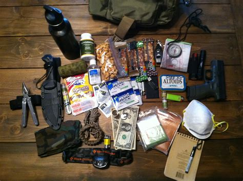 get home bag survival sherpa