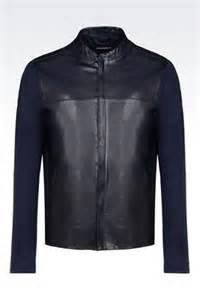 light leather emporio armani s clothing accessories armani