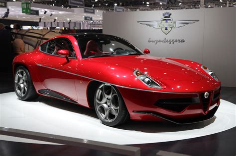 touring superleggera disco volante dise 241 o 100 italiano
