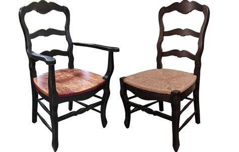 Ladderback Dining Chairs Country Ladderback Chair Country Ladderback Dining Chair Kate Furniture