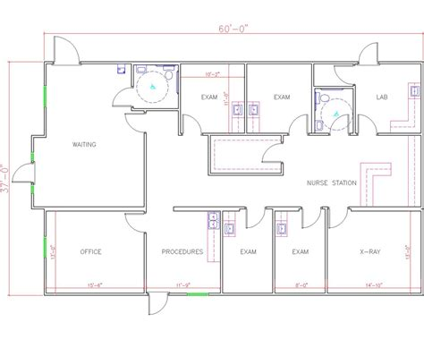 medical office floor plan medical office design plans bing images