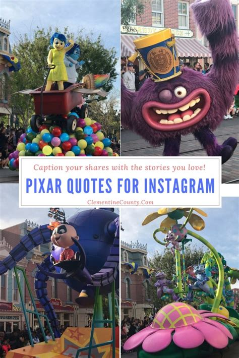 best pixar best pixar quotes for instagram clementine county