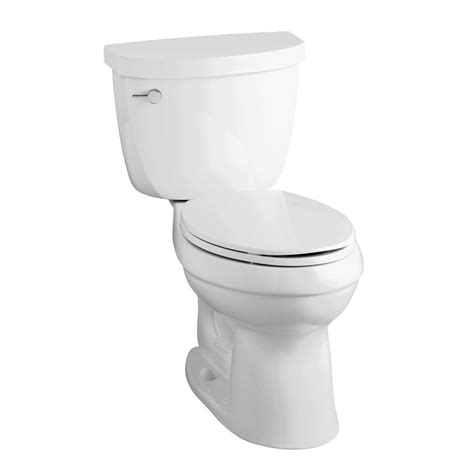comfort height toilet height kohler cimarron comfort height 2 piece 1 6 gpf elongated