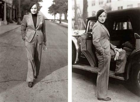 Jaket Amrik Ccos marlene dietrich chanel suit 1933 what a fuss