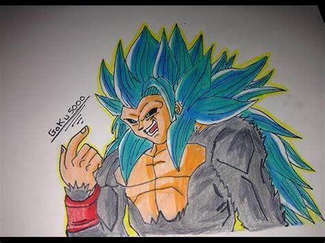 imagenes de goku halloween como dibujar a goku ssj 5 dios azul how to draw goku ssj