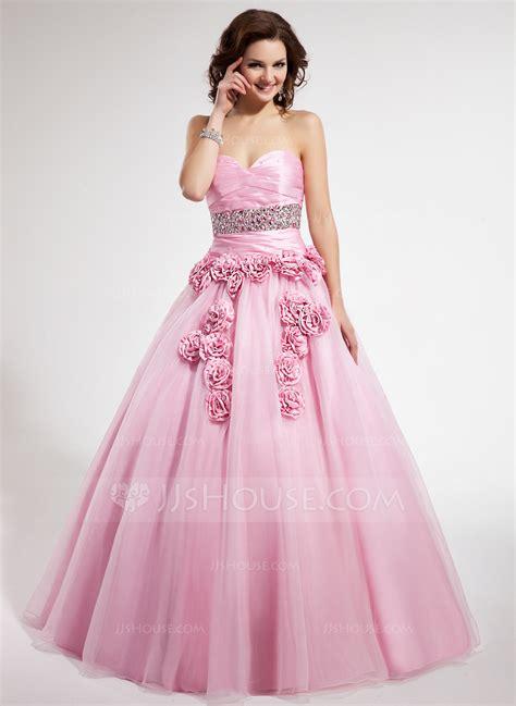 vestidos de quince con volados vestidos de fiesta quotes corte de baile escote coraz 243 n hasta el suelo tafet 225 n tul