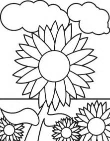 sunflower coloring page sunflower coloring page tct voice data