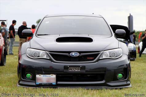 Black Subaru Wrx Sti Hatchback Benlevy Com