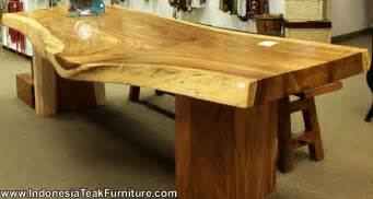 Big Wood Dining Table Wooden Table Manufacturer