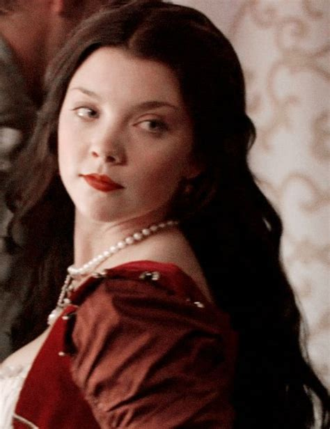boleyn natalie dormer natalie dormer as boleyn season 1 the tudors