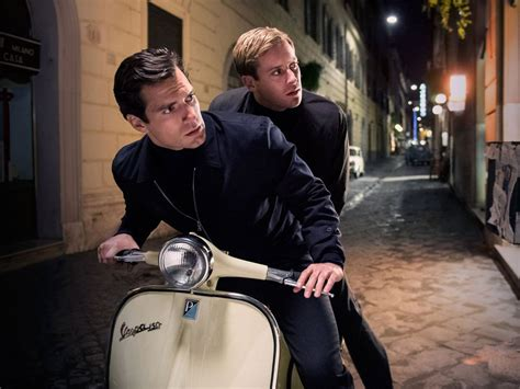 cinema 21 the man from uncle the man from u n c l e cast feature