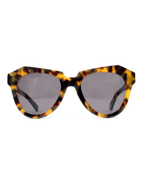 Sunglasses Walker Walker Number One Sunglasses In Animal Lyst