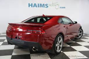 Used Chevrolet Camaro 2014 Used Chevrolet Camaro 2dr Coupe Lt W 1lt At Haims