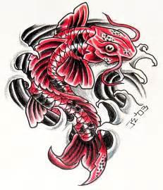japanese koi fish tattoos type tattoos