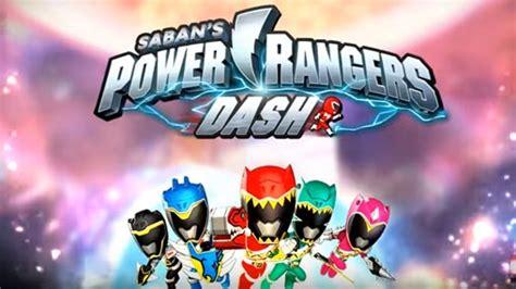 download mod game power ranger dash free power rangers dash v1 6 3 apk mod money