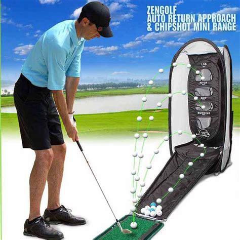 swing training aids golf korea zen golf swing exercises golf practice net cage mat
