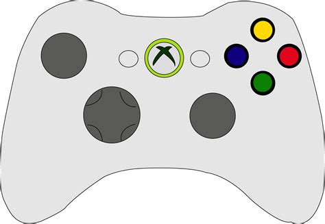 Drawing Xbox by Xbox Controller Drawing Outline Www Pixshark