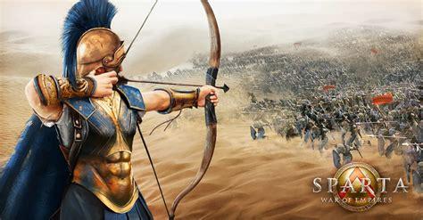 spartan war sparta war of empires jeu de strat 233 gie gratuit en ligne