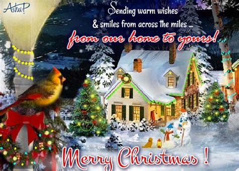 christmas smile   home  merry christmas wishes ecards
