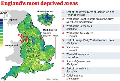 indices of deprivation find the poorest places in news theguardian
