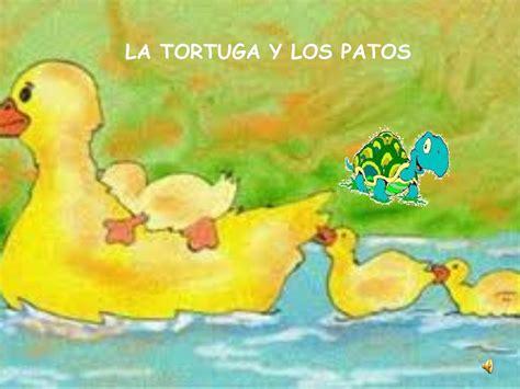 yoruga la tortuga y calam 233 o f 225 bula la tortuga y los patos inmaculada m 170 p 233 rez fern 225 ndez mar 237 a jos 233 rodr 237 guez custodio