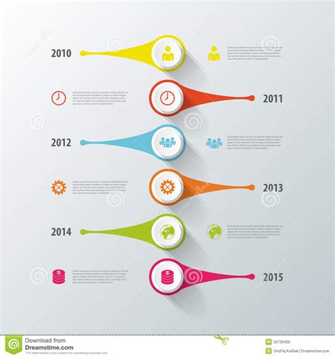 modern home design vector infographic timeline design modern template vector stock