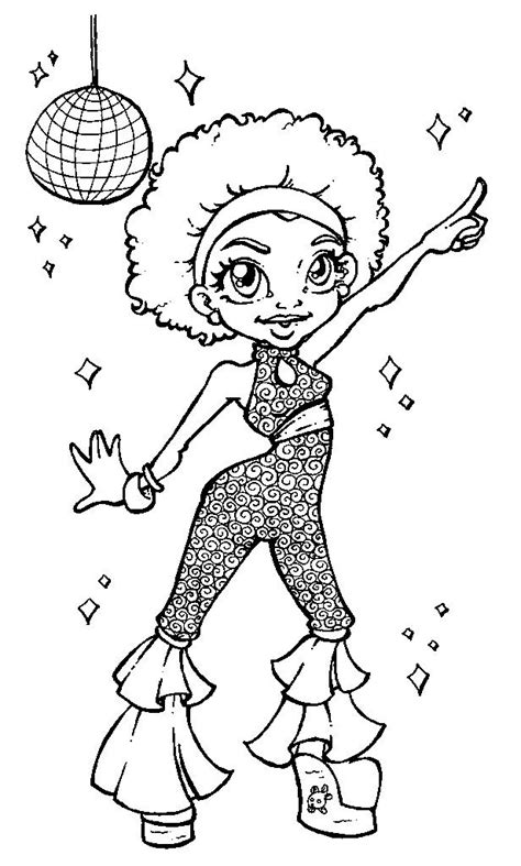 disco zombie coloring page disco queen coloring pages pinterest discos queen