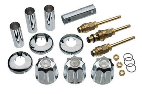 gerber bathtub faucet repair danco 39617 trim kit for gerber triple handle tub and