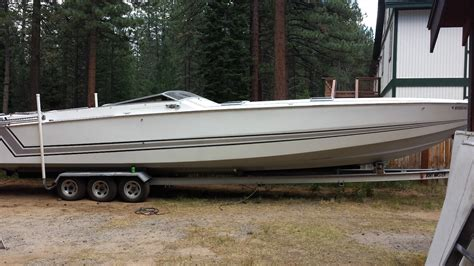 cigarette boat for sale usa cigarette top gun 1985 for sale for 17 000 boats from